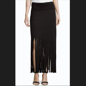 ROMEO & JULIET COUTURE MAXI SKIRT